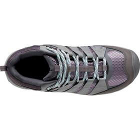 Keen Oakridge WP Chaussures Femme, gray/shark